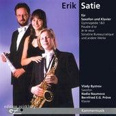 Satie: Works for Saxophone & Piano by Vladislav Bystrov