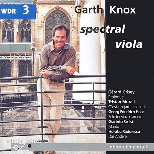 Spectral Viola by Garth Knox
