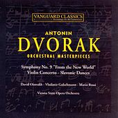 Dvorak: Orchestral Masterpieces by Various Artists