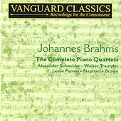 Brahms: The Complete Piano Quartets by Alexander Schneider