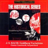 Bach: The Goldberg Variations, BWV988 by Gustav Leonhardt