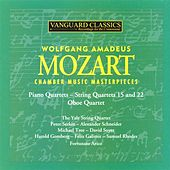 Mozart: Chamber Music Masterpieces by Various Artists