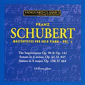 Schubert: Masterpieces for Solo Piano, Vol. 2 by Lili Kraus