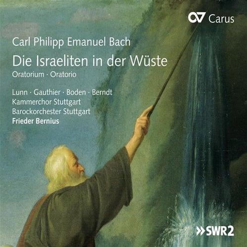 C.P.E. Bach: Die Israeliten in der Wüste, Wq. 238, BR-CPEB D 1 by Barockorchester Stuttgart