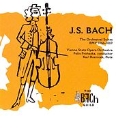 BACH:  The Orchestral Suites by Various Artists