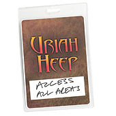 Access All Areas - Uriah Heep Live (Audio Version) by Uriah Heep