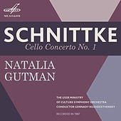 Schnittke: Cello Concerto No. 1 by Natalia Gutman