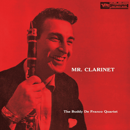 Mr. Clarinet by Buddy DeFranco