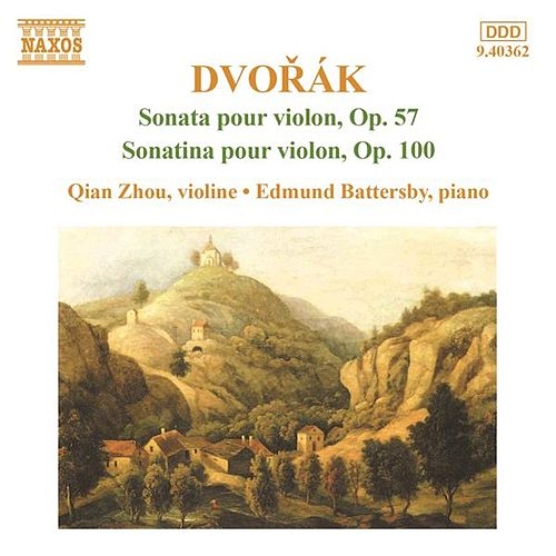 Dvořák: Sonata pour violon et Sonatina pour violon by Zhou Qian