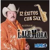 12 Exitos Con Sax (Al Estilo de Lalo Mora) by Lalo Mora