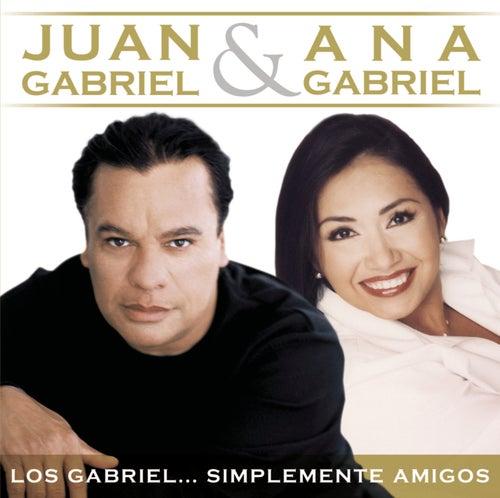 Los Gabriel...Simplemente Amigos by Various Artists