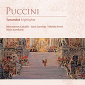 Puccini: Turandot (highlights) by Montserrat Caballe