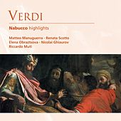 Verdi: Nabucco (highlights) by Ambrosian Opera Chorus