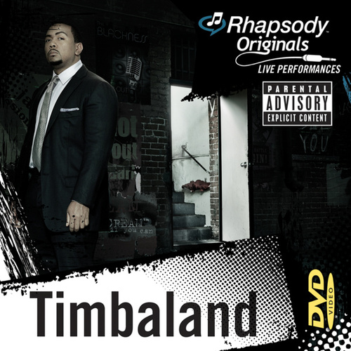 Rhapsody Originals by Timbaland
