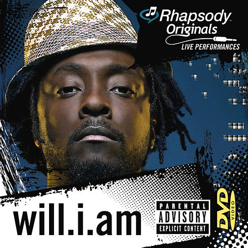 Rhapsody Originals by Will.i.am