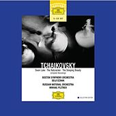 Tchaikovsky: Swan Lake; The Nutcracker; The Sleeping Beauty by Various Artists