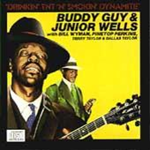Drinkin' TNT 'N' Smokin' Dynamite by Buddy Guy