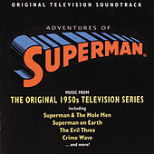 The Adventures of Superman: Music from the Original 1950's Television Series by Various Artists