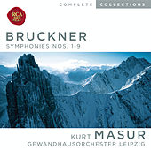 Bruckner: Symphonies Nos. 1-9 by Kurt Masur