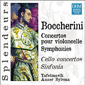 DHM Splendeurs: Boccherini: Concertos Violoncelle by Various Artists