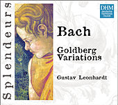 DHM Splendeurs: J.S. Bach: Variations-Goldberg by Gustav Leonhardt