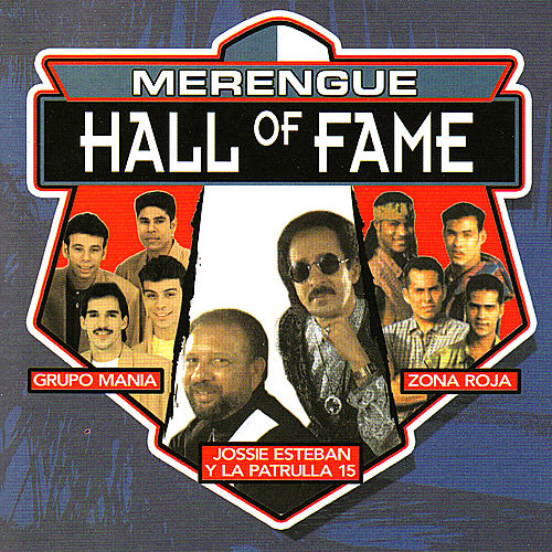 Merengue Hall of Fame by Various Artists
