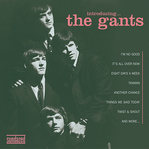 Introducing... The Gants by The Gants