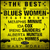 The Best of the Blues Women by Various Artists