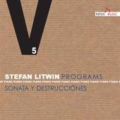 Sonata y destrucciónes by Stefan Litwin