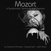 Mozart: 6 Symphonies, Serenade and Overture by Various Artists