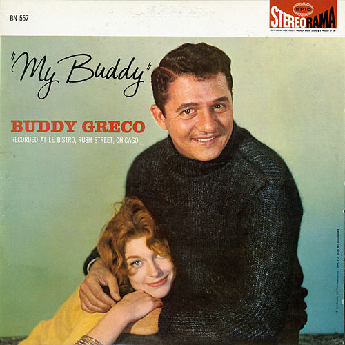 My Buddy by Buddy Greco
