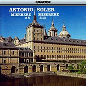 Miserere a 8 and Miserere a 12 by Various Artists