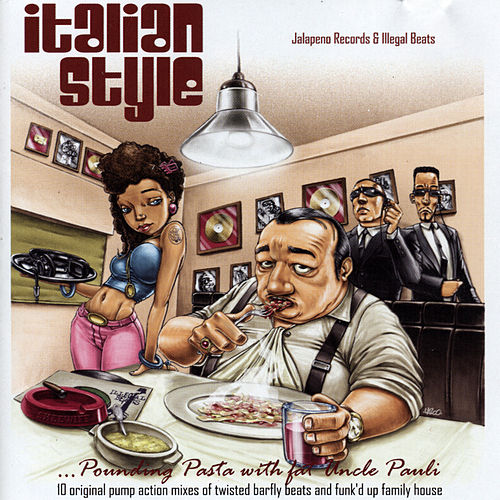 Italian Style by Various Artists