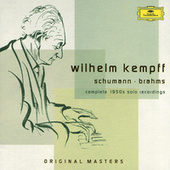 Schumann / Brahms: Complete 1950s Solo Recordings by Wilhelm Kempff