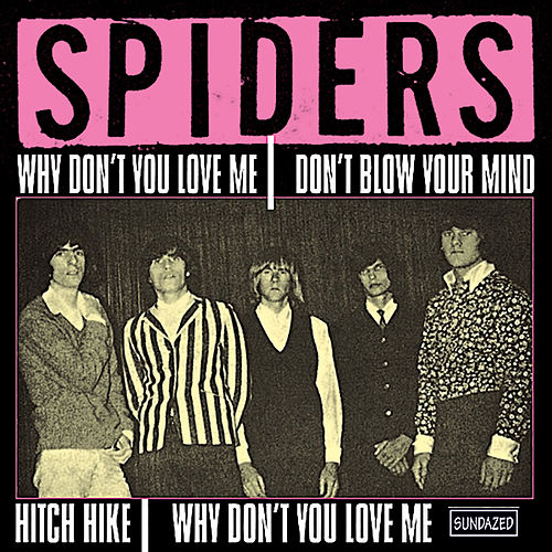 Spiders - EP by Spiders