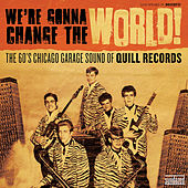 We're Gonna Change the World (The 60's Chicago Garage Sound of Quill Records) by Various Artists