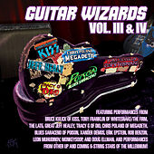 Guitar Wizards Vol. 3/4 by Various Artists