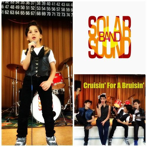 Cruisin' for a Bruisin' - Single by Solar Sound Band
