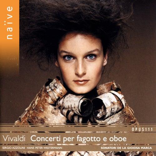 Vivaldi: Concerti Per Fagotto E Oboe (Vivaldi Edition) by Sergio Azzolini