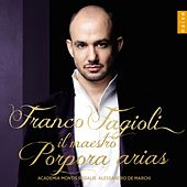 Il Maestro: Porpora Arias by Franco Fagioli