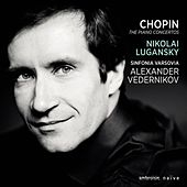 Chopin: The Piano Concertos by Nikolai Lugansky