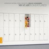 Mozart Overtures by Rinaldo Alessandrini