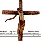 Mozart: Requiem by Christoph Spering