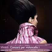 Vivaldi: Concerti per Cello (Vivaldi Edition) by Christophe Coin