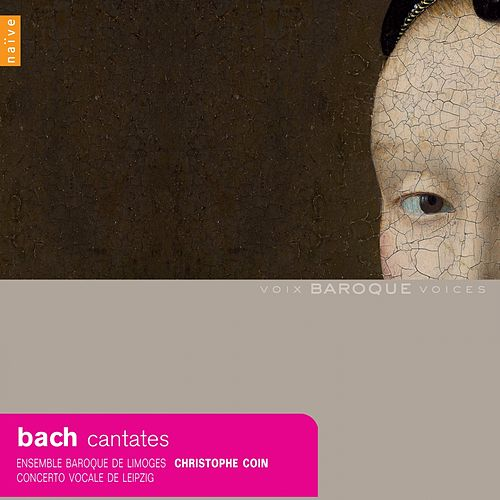 Bach: Cantatas with Violoncello Piccolo, Bwv 85, 175, 183, 199 by Christophe Coin