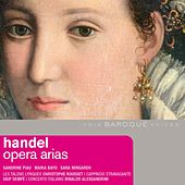 Handel: Opera Arias by Various Artists