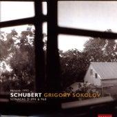 Schubert: Sonatas D 894 & D 960 by Grigory Sokolov