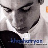 Sibelius, Khachaturian: Violin Concertos by Sergey Khachatryan