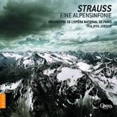 Strauss: Eine Alpensinfonie by Philippe Jordan
