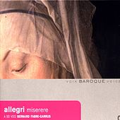 Allegri: Miserere (Messe, Motets) by A Sei Voci
